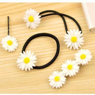 Daisy Hair Tie / Hair Clip / Hair Pin