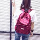 Printed Lightweight Backpack