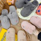 Fluffy Rabbit Slippers (various Color)