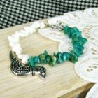 Lucky Bird Stone Bracelet