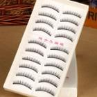 False Eyelashes #y01 As Shown In Figure - One Size