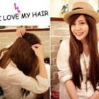 Clip-in Hair Extension - Straight