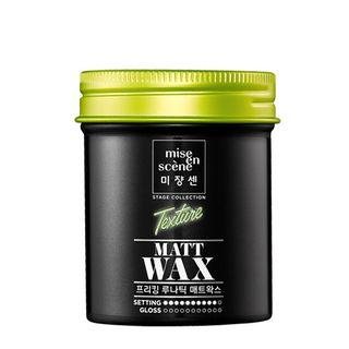 Miseensc Ne - Texture Matt Wax 100g 100g