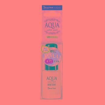 Lucky Trendy - Aqua Color Nail Base Coat 5ml
