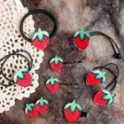 Strawberry Hair Tie / Hair Clip / Hair Pin