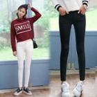 Cropped Skinny Jeans / Skinny Jeans