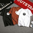 Lotus Print Short Sleeve T-shirt