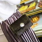 Furry Mini Shoulder Bag