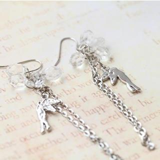Tears Of Angel Earrings