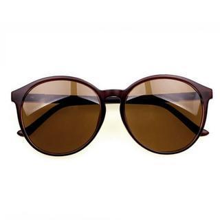 Metal-trim Sunglasses