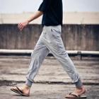 Loose-fit Harem Pants