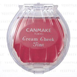 Canmake - Cream Cheek Tint (#03 Peony Mellow) 1 Pc