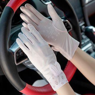 Rabbit Ear Accent Gloves