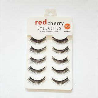 False Eyelashes #009 As Shown In Figure - One Size