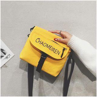 Letter Messenger Bag