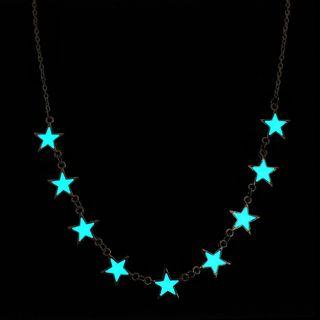 Glowing Star Necklace