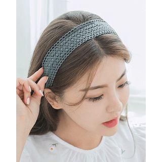 Crochet-lace Hair Band