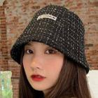 Applique Melange Bucket Hat