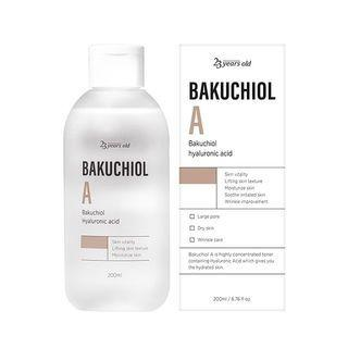 23 Years Old - Bakuchiol A Toner 200ml