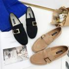 Stitched Detail Loafers