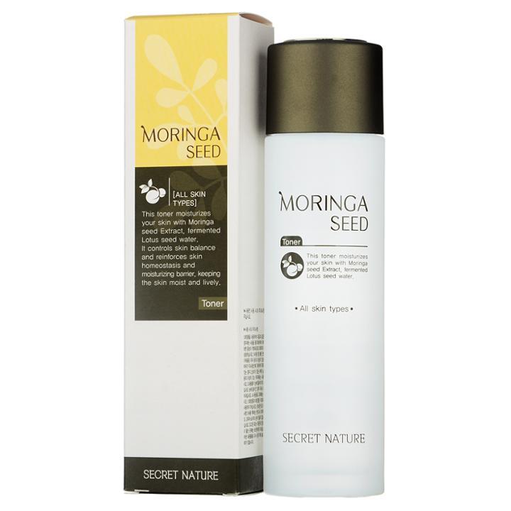 Secret Nature - Moringa Seed Toner 130ml