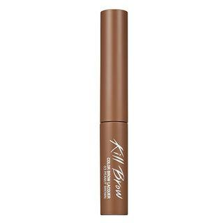 Clio - Kill Brow Color Brow Lacquer (6 Colors) #03 Peanut Brown