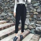 Tapered Crop Pants