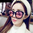 Brow Bar Oversized Sunglasses