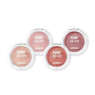 Peripera - Pure Beam Flash Cheek - 4 Colors #03 Daily Guava