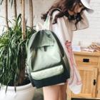 Canvas Gradient Backpack