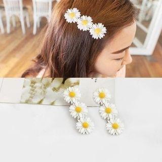 Flower Hair Tie / Hair Pin / Hair Clip