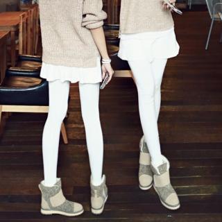 Inset A-line Skirt Leggings