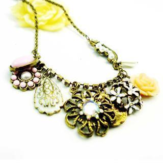 Pendant Classical Necklace -copper Copper - One Size