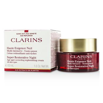 Clarins - Super Restorative Night Cream 50ml/1.6oz