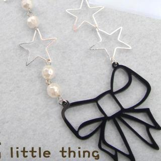 Sweetie Ribbon Necklace