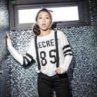 Lettering Loose-fit Sweater