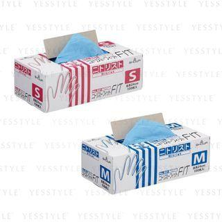 Nitrist Fit Nitrile Rubber Disposable Glove Ultra Thin #881 - 3 Types