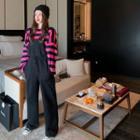 Striped Sweater / Jumper Pants