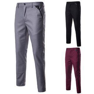 Panel Dress Pants