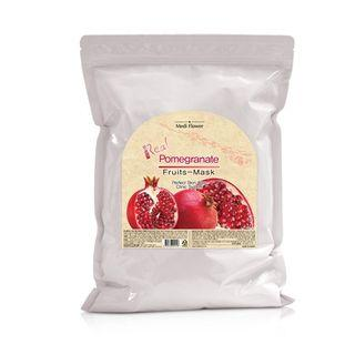 Mediflower - Fruits-mask - 4 Types Real Pomegranate