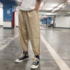 Drawstring Loose Fit Pants