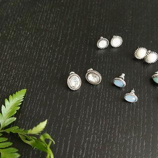 Set Of 4: Multi Earrings