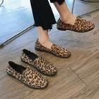 Leopard Patterned Loafers