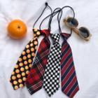 Print Neck Tie