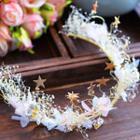 Wedding Star Floral Hair Band