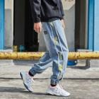 Printed Jogger Jeans