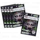 Sun Smile - Pure Smile Jiro Special Effects Make Up Art Mask (typea Zombi) 5 Pcs
