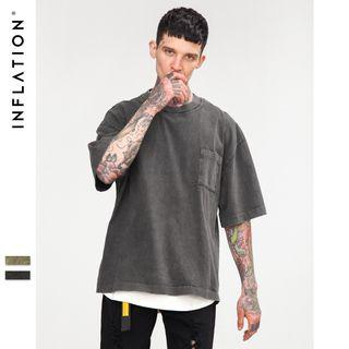 Oversized Washed T-shirt