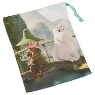 Moomin Drawstring Pouch One Size