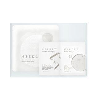 Needly - Cleansing Trial Kit 17 Pcs